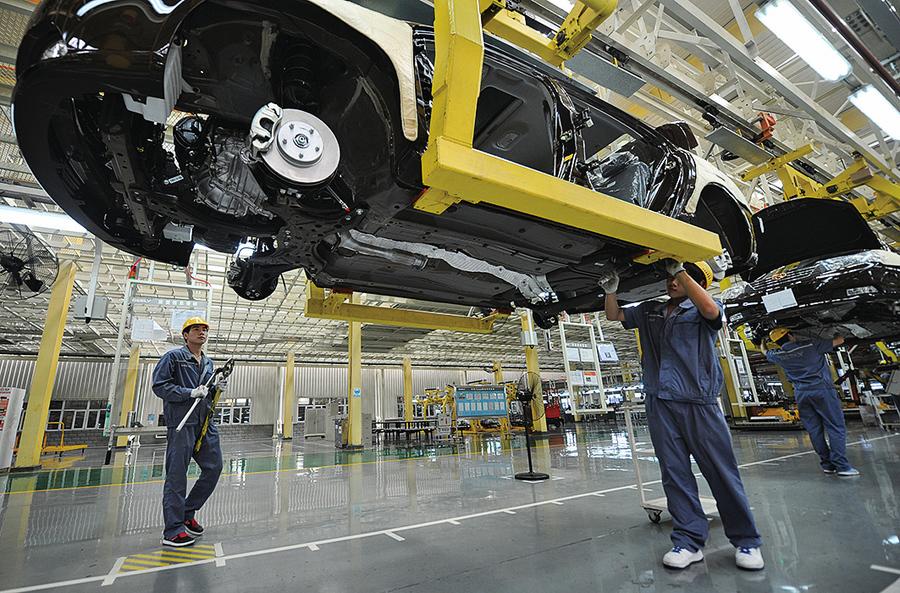 日製造業信心跌至多年低點