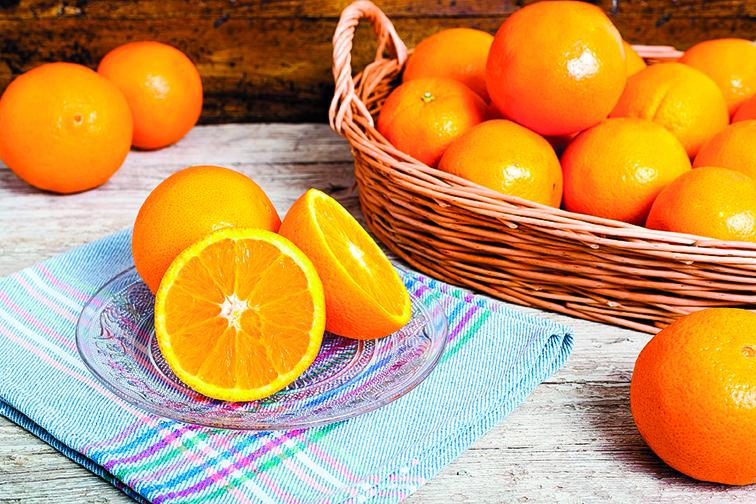 ▲ 製作醬汁時,可選擇瓦倫西亞橙(Valencia)製作。
