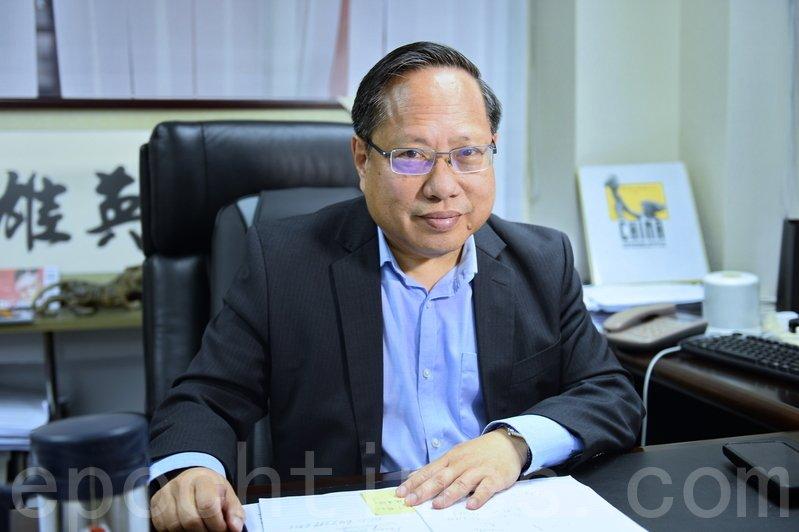 何俊仁今日(9月13日)發表聲明,宣布從即日開始,辭任華人民主書院、維權律師關注組及支聯會所有職務,並退出上述組織。資料圖片(宋碧龍/大紀元)