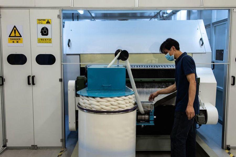 香港第二季工業生產量按年上升5.6% 紡織業罕見輕微回升