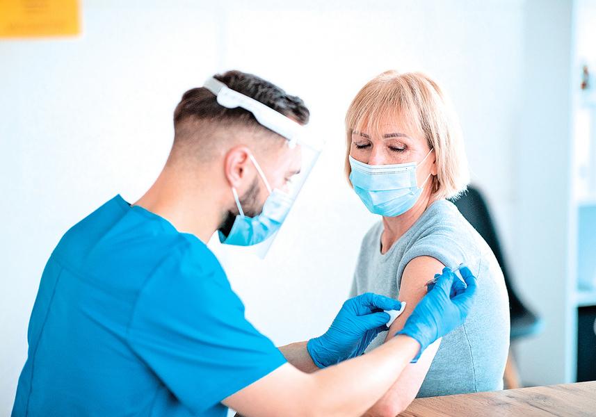 接種疫苗出現不適症狀  中醫調理 緩解副作用