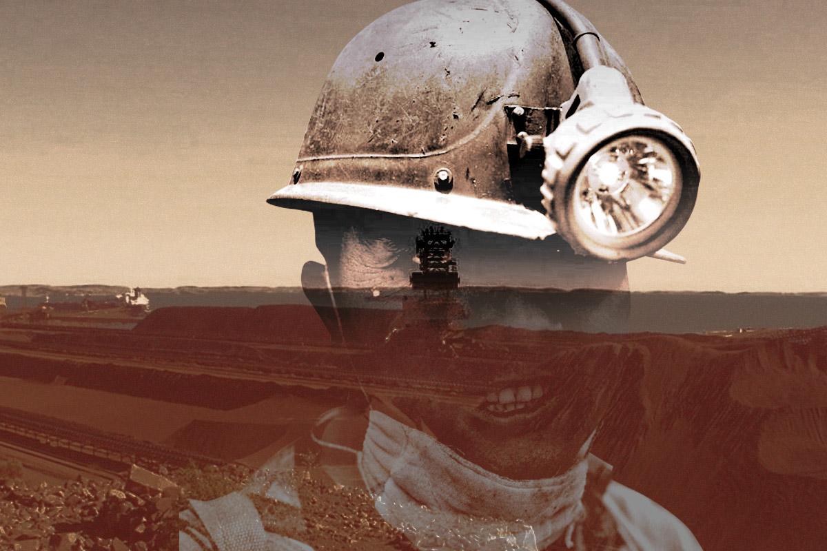 中共非洲遇挫!畿內亞政變,鋁、鐵開採充滿變數?剛果金真不客氣!前腳被中共免債,後腳就不許中企開採黃金?(大紀元製圖)