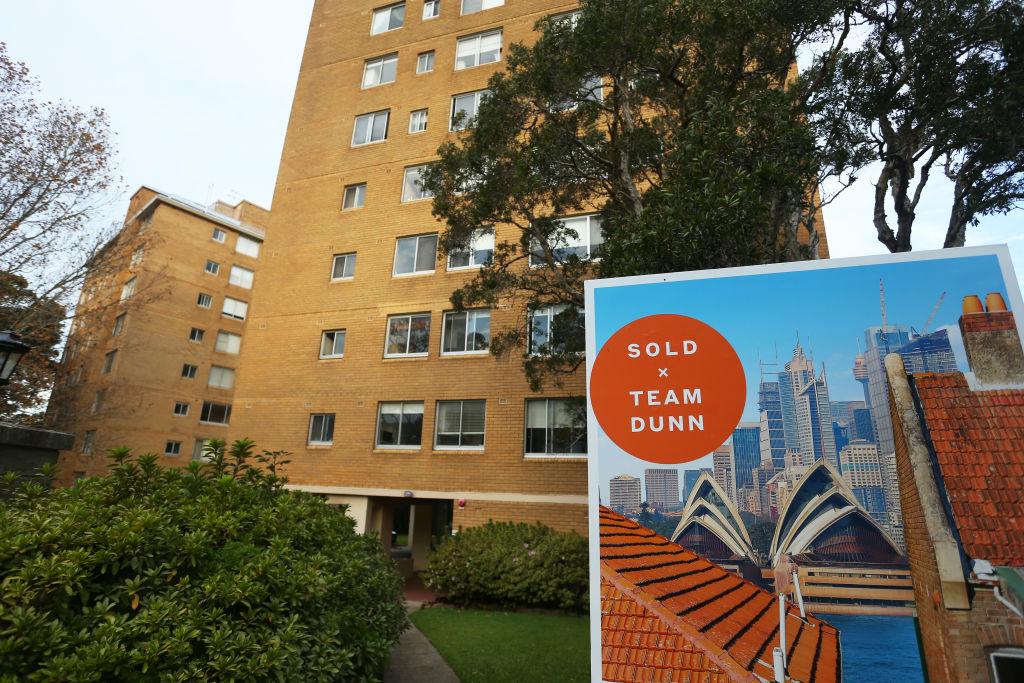 澳洲統計局今(9月14日)公布第二季樓價按季走高6.7%。(Lisa Maree Williams/Getty Images)
