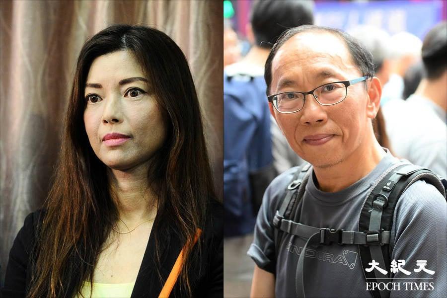 《頭條新聞》主持吳志森移英 嘆香港被恐懼籠罩 作家梁芷珊赴台