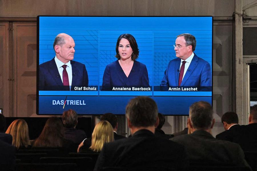 德大選 辯論:默克爾陣營再敗北
