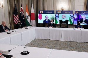 拜登將主辦四方峰會 澳與印韓建全面戰略夥伴關係