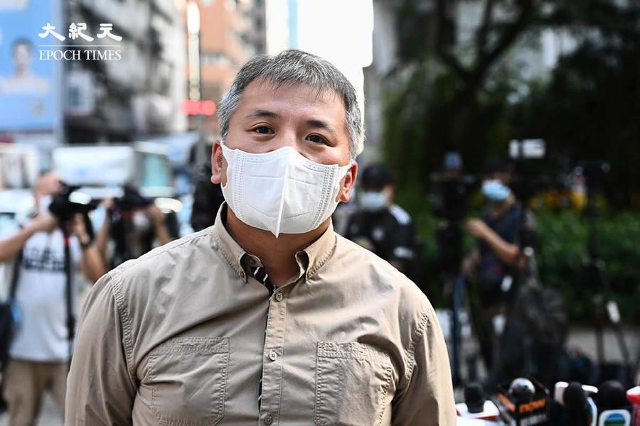 陳朗昇回應鄧炳強:從未收外國捐款  為何跳過勞福局問責?
