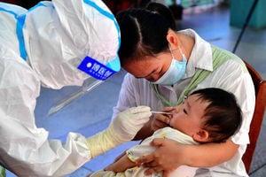 德爾塔病毒在福建莆田爆發 兒童成高風險人群