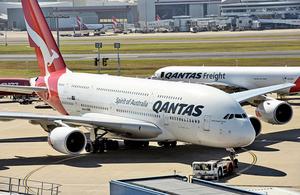 澳航擬12月18日開通國際商業航班