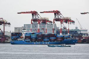 日本8月出口年飆26% 另進口大量原材料與石油
