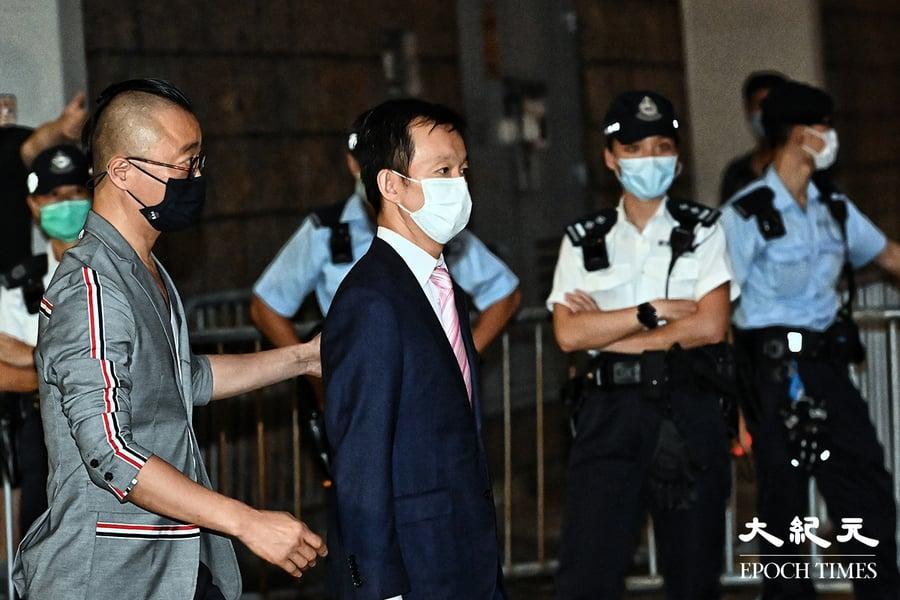 47人案  陳志全還押逾半年 今高院申保釋獲批
