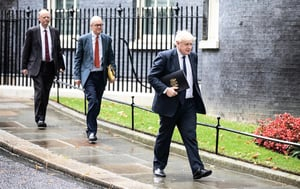 英重組內閣 多職位換將 藍韜文轉任司法大臣