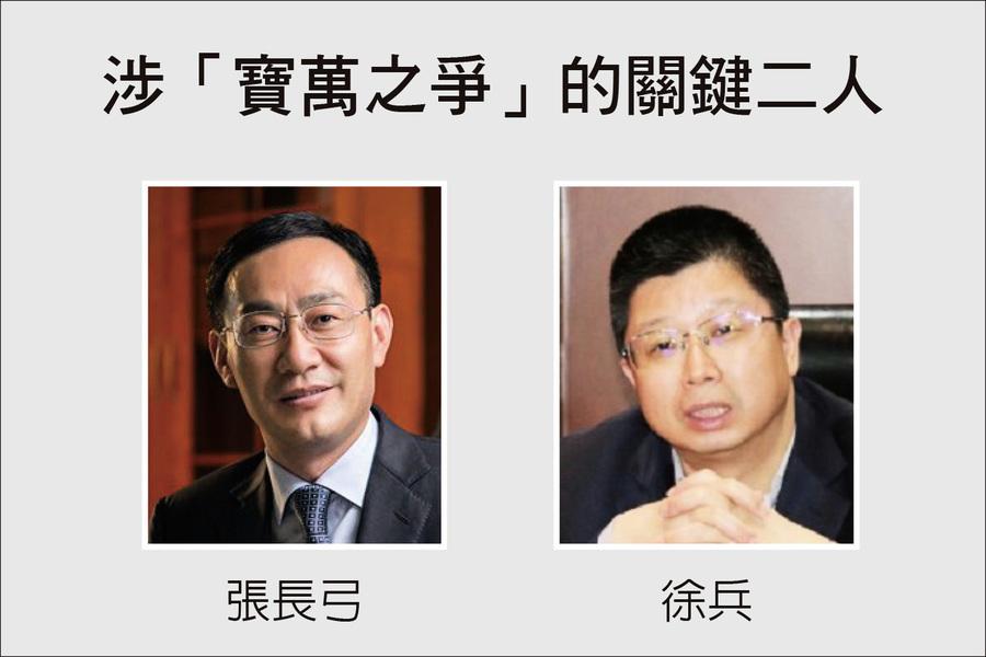 涉中國A股史上最大攻防戰的二關鍵人物被查
