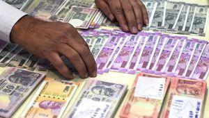 印度外匯儲備周減0.21%至6,411億美元 黃金佔近6%