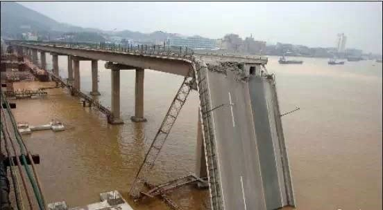 大陸危橋逾十萬 垮塌現象頻發