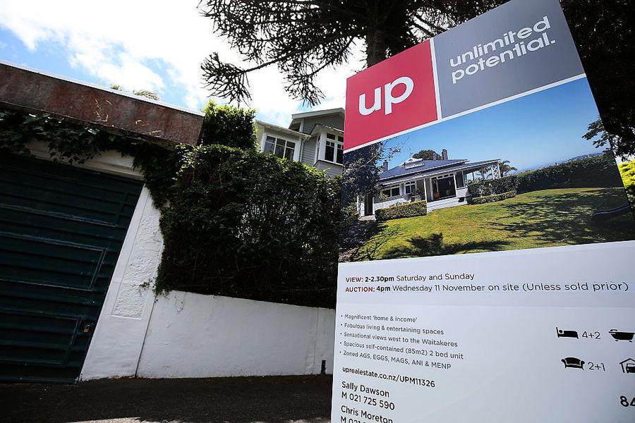 紐西蘭樓價8月年飆逾25% 封城無阻拍賣比率創峰值