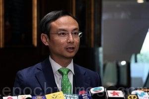 醫學界陳沛然宣布不參選下屆立法會:政治形勢波濤洶湧