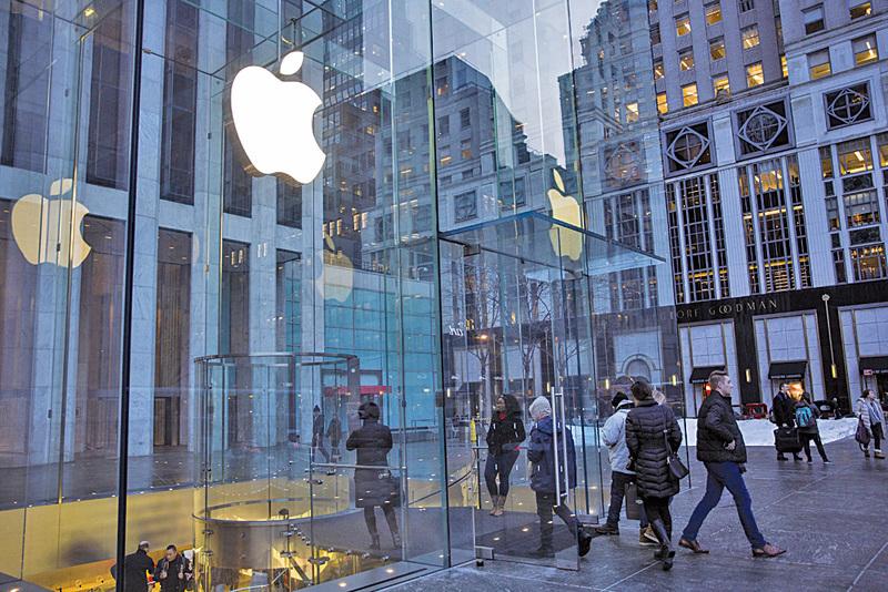 iPhone銷售放緩或淪為價值股