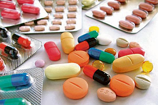 凡是藥,三分毒。警惕藥物濫用。(ZsoltBotaFinna/Fotolia)