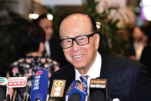 李嘉誠頻頻出售大陸地產 再賣上海一地產套現21億