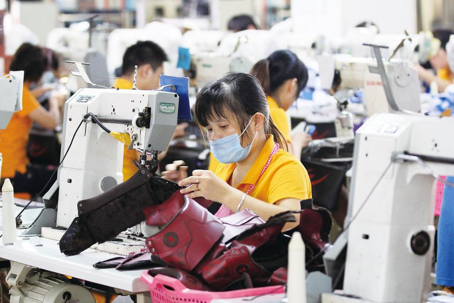 中國的製造業怎樣才不會輸(上)