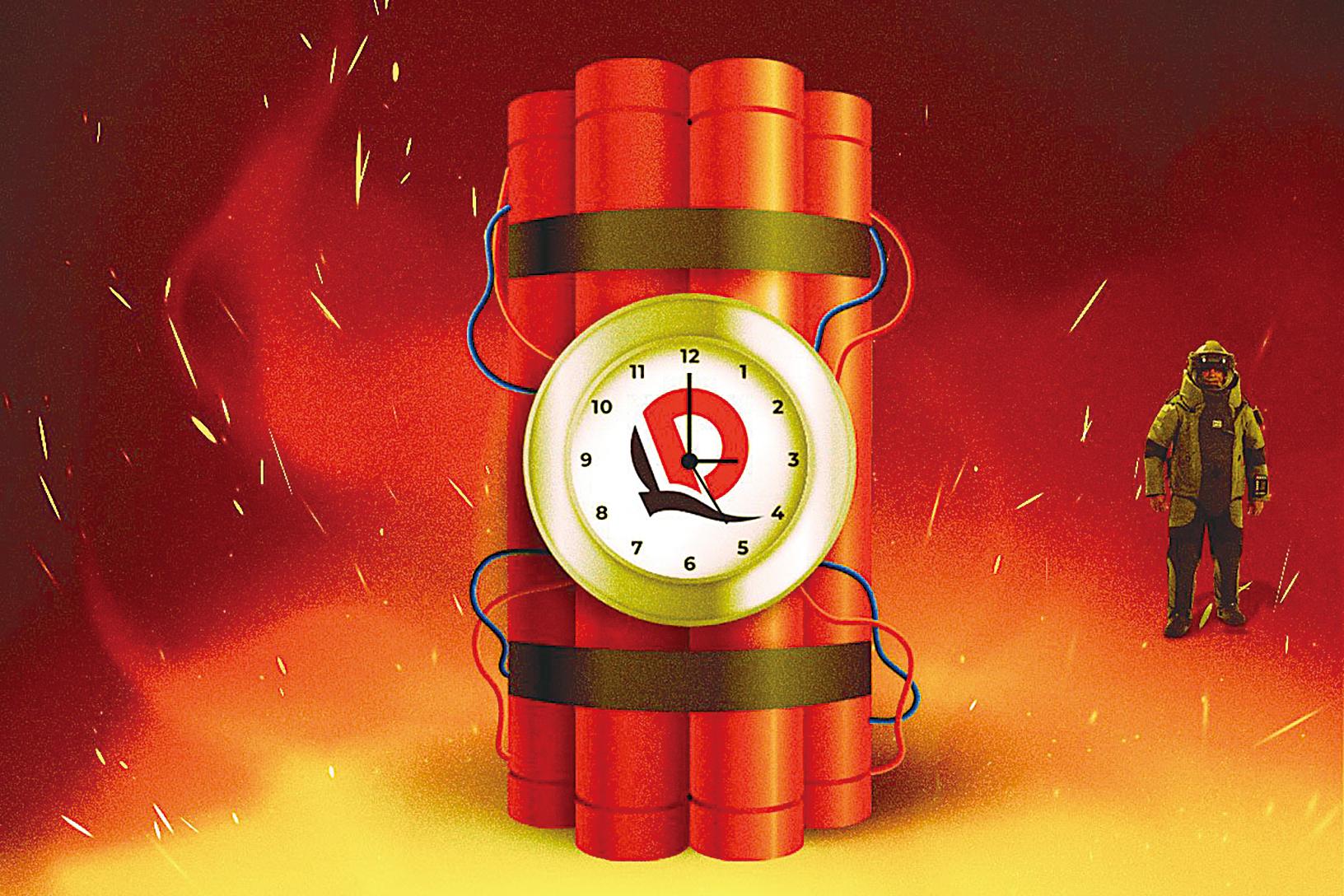 恒大還能挺多久,或導致全球危機?新請的財務救兵,曾參與雷曼兄弟破產案?(大紀元製圖)