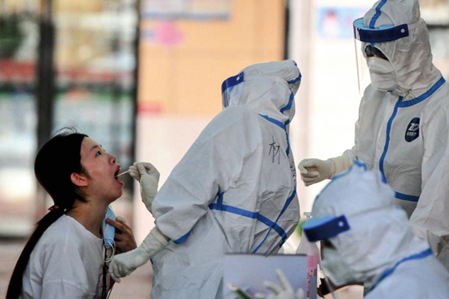 福建Delta疫情傳四市 十四萬人外流 離開疫區