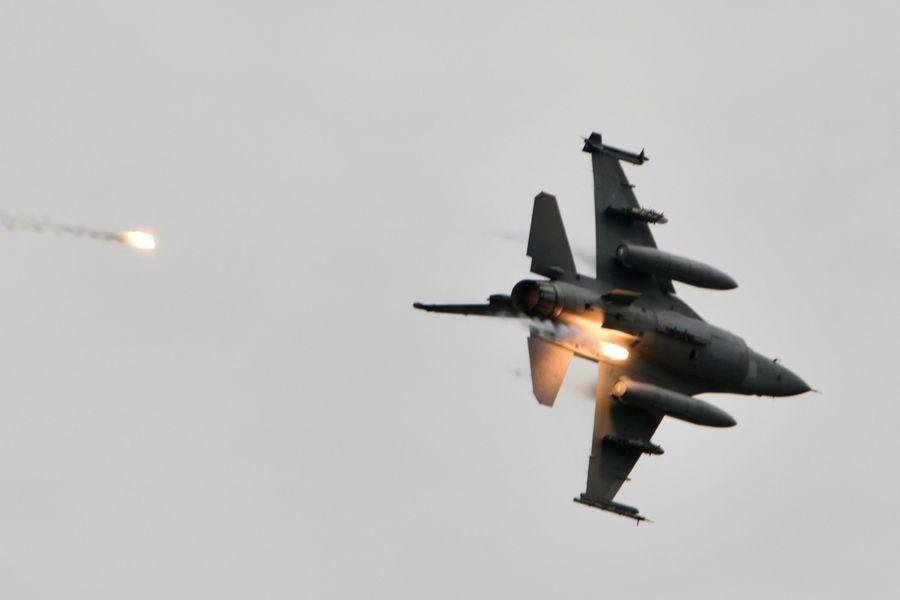 台海對峙 加速台灣國防準備