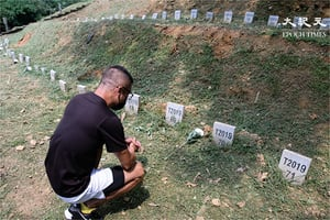 月到中秋 港人的死別‧生離 2019至21年——專訪屯門區區議員張錦雄