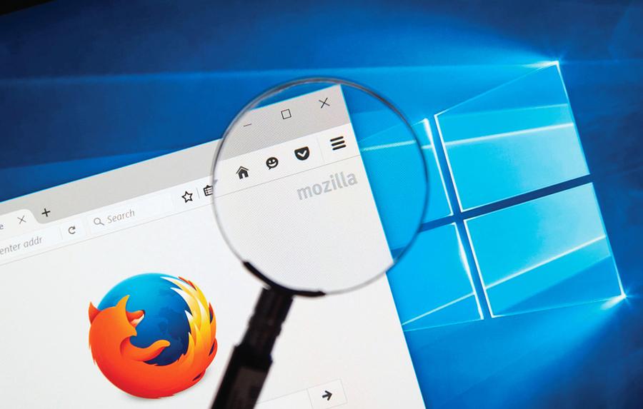 Firefox突破視窗系統限制