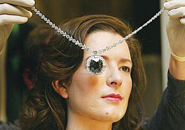 黑鑽石。(網絡圖片)