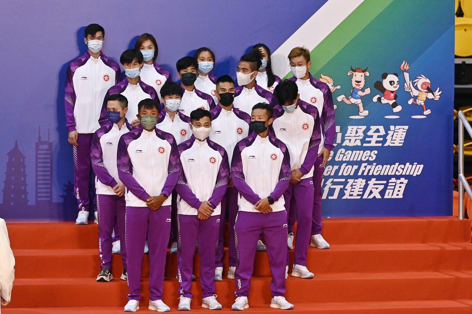 香港代表江旻憓於全運會重劍項目晉身準決賽,將為港隊劍擊力爭第2面獎牌。資料圖片。(宋碧龍/大紀元)