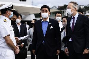 日本給中共劃紅線 美媒:東京正為攤牌做準備(影片)