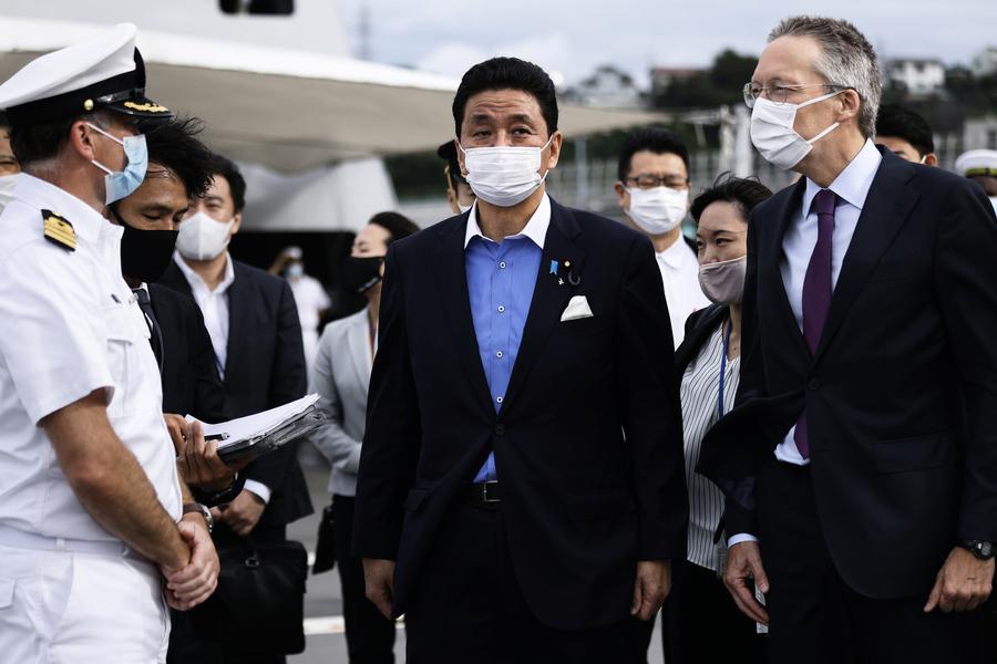 日本給中共劃紅線 美媒:東京正為攤牌做準備