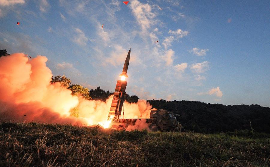 【時事軍事】朝鮮巡航導彈的成功在於宣傳