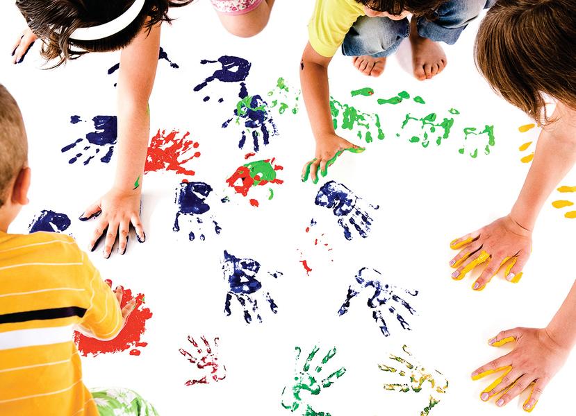 研究新發現 更新世中期兒童掌印