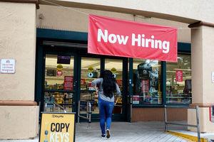 美首領失業救濟人數35.1萬遜預期 意外連升兩周