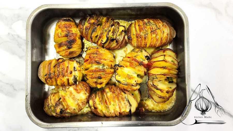 【美食「達」人】美味焗薯自製不求人