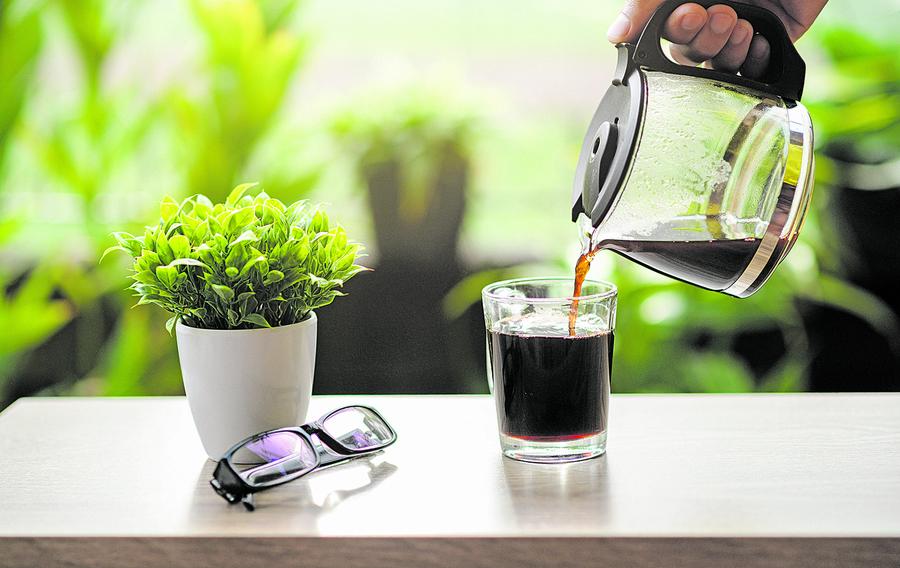 妙用咖啡渣 變身園藝好幫手