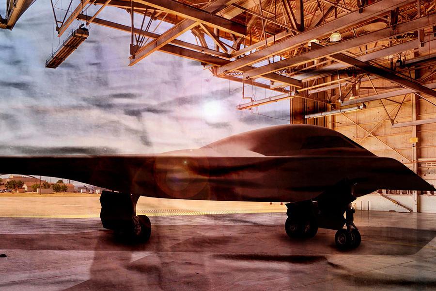 【軍事熱點】B-21隱身轟炸機 可望年底前下線