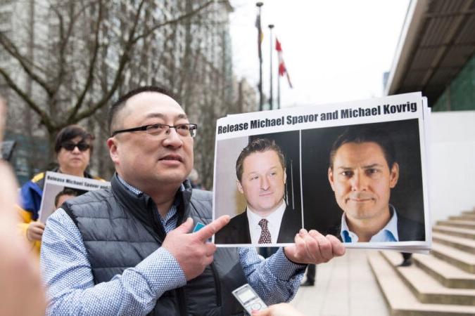 孟晚舟和兩加拿大人獲釋 陸媒自亂陣腳