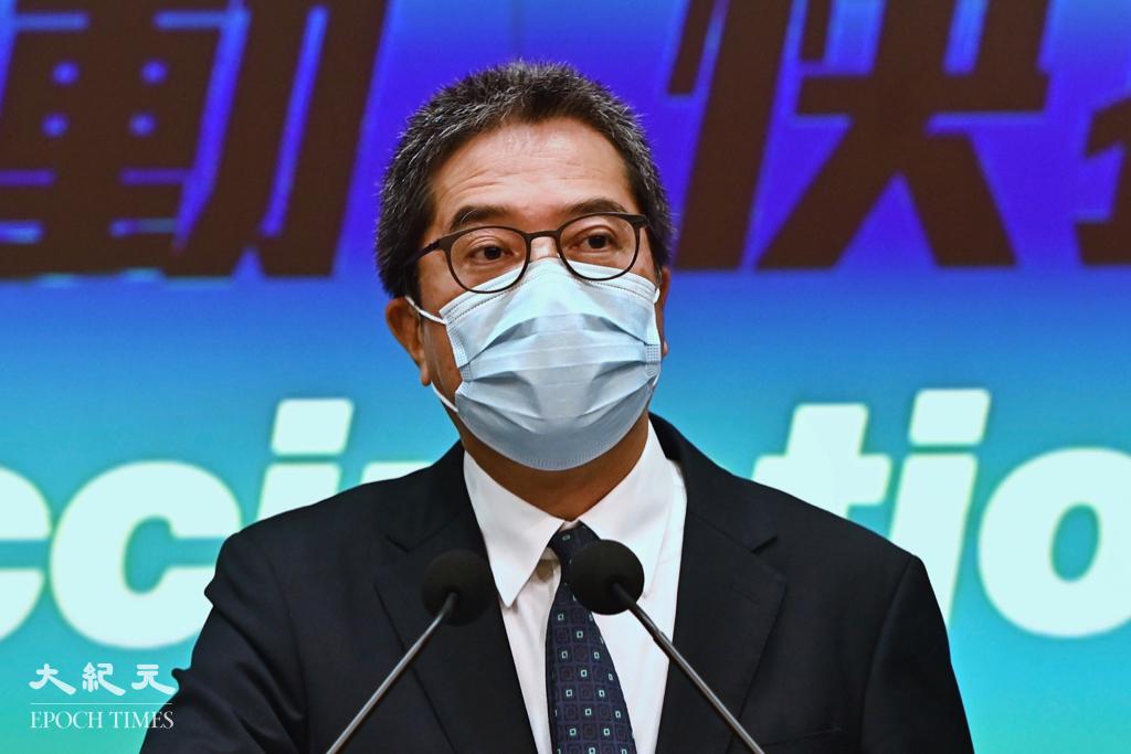 發展局局長黃偉綸今日(26日)在商台節目表示,政府打算未來10年興建31.6萬個公營房屋單位。資料圖片。(宋碧龍/大紀元)