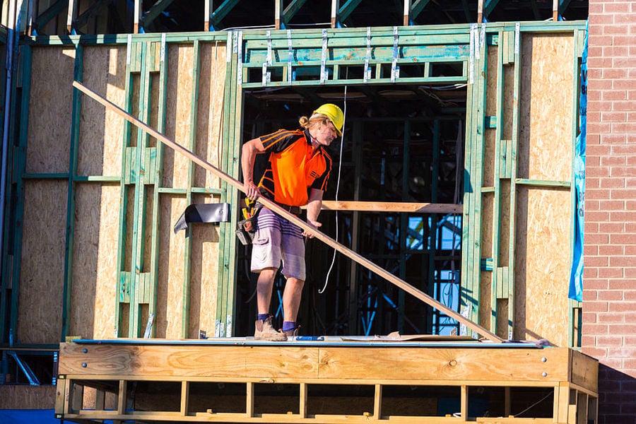 澳洲新屋銷售量按月升近6% 買家偏好低密度地區