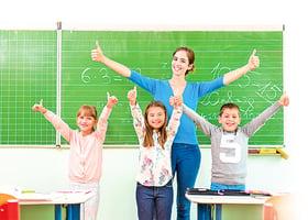 引導孩子 進入學習動力的 良性循環