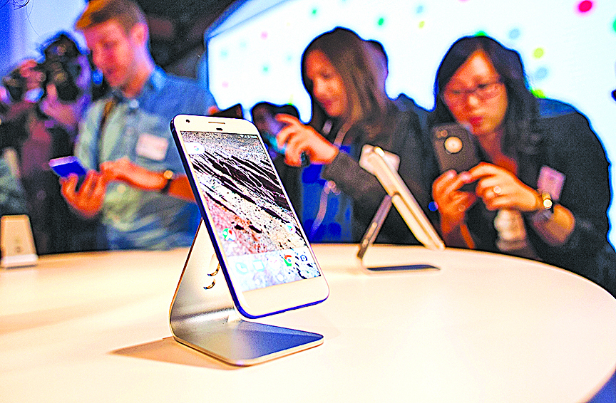 Google Pixel , Pixel XL