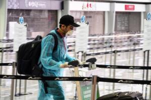增13宗輸入確診個案 暫禁卡塔爾航空客機從多哈着陸香港