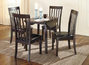 HAMMIS系列餐檯和座椅。(MJM Furniture)