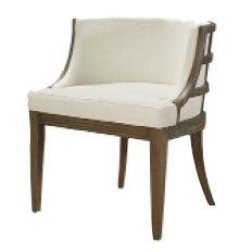 SYNCHRONICITY系列餐椅。(MJM Furniture)