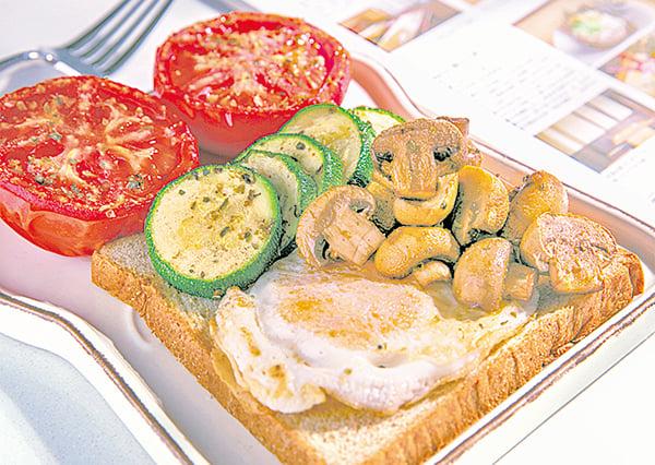 營養師推薦 健康的英式早午餐