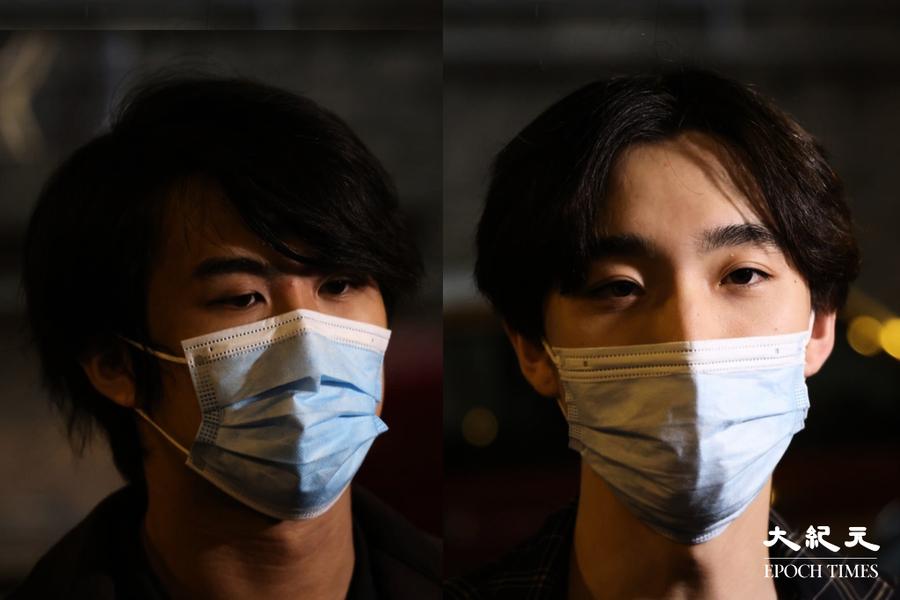 王逸戰、陳枳森今申保釋被拒 案件押後至11月3日